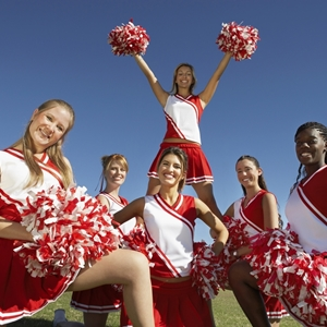 A U.S. appeals court has revived a lawsuit over whether cheerleader designs can violate copyright.