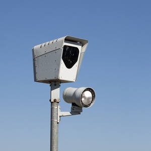 A company that makes traffic cameras is fighting back against the intellectual property lawsuit filed by a patent troll.