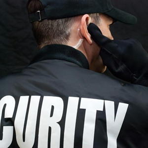 A security guard may help you manage loss prevention and liability issues.