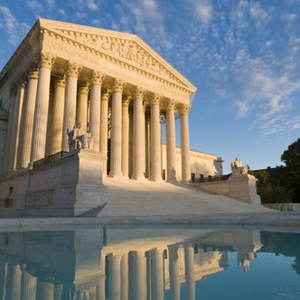 About 11 percent of the Supreme Court's caseload this year consists of intellectual property questions.