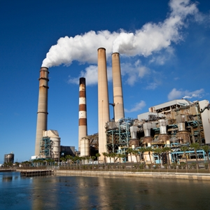 Georgian residents have filed claims against a number of power plants.