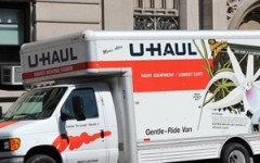 "U-Haul will pay PODS  $62 million for infringing on its copyright of the word ""pods"" to describe their portable storage units."