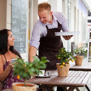 While it may seem like a mundane job, waiting on tables is actually great preparation for becoming a CEO.