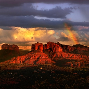 The picturesque landscape wasn't the only reason why more Americans moved to Arizona last year.