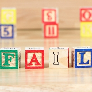 Business experts caution against the fear of failure, noting that failure isn't necessarily a bad thing.