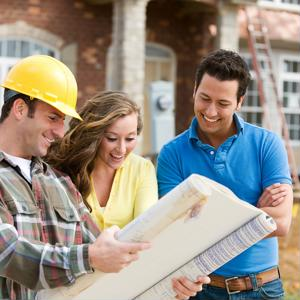 Builders are building up their reserves in their attempts to reverse the uninterrupted trend of rising home prices.